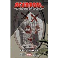 Deadpool Prvotní hřích - Kniha