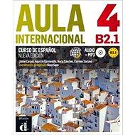 Aula Internacional 4 (B2.1) - Libro del alumno + CD: Nueva Edición - Kniha