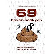 69 hoven českých - Kniha