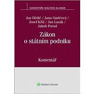 Zákon o státním podniku: Komentář - Kniha