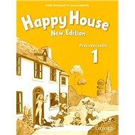 Happy House 1 New Edition Pracovní sešit - Kniha