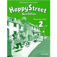 Happy Street New Edition 2 Pracovní Sešit - Kniha