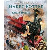 Harry Potter a Kámen mudrců (1. díl Ilustrované vydání) - Kniha