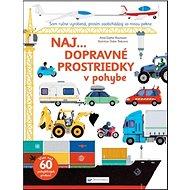 Naj... Dopravné prostriedky v pohybe - Kniha
