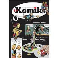 3x Komiks - Kniha