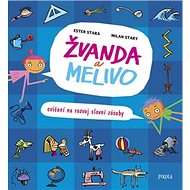 Žvanda a Melivo Cvičení na rozvoj slovní zásoby - Kniha