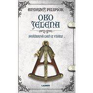 Oko jelena Stříbrná laň z Visby - Kniha