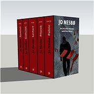 JO NESBO Dalších pět případů Harryho Holea BOX 6-10 - Kniha
