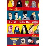 To je Istanbul - Kniha