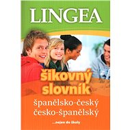 Španělsko-český česko-španělský šikovný slovník - Kniha