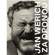 Jan Werich za oponou - Kniha