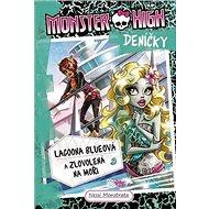 Monster High deníčky Lagoona Blueová: a zlovolená na moři - Kniha