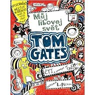 Tom Gates Můj libovej svět - Kniha