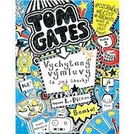 Tom Gates Vychytaný výmluvy (a jiný libovky) - Kniha