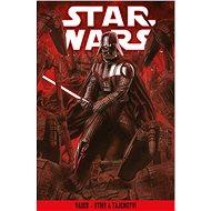 STAR WARS Vader: Stíny a tajemství - Kniha