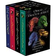 Odkaz Dračích jezdců BOX 1-4: Eragon, Eldest, Brisingr, Inheritance - Kniha