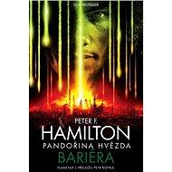 Pandořina hvězda Bariéra - Kniha