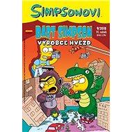 Bart Simpson Výrobce hvězd: 9/2018 - Kniha