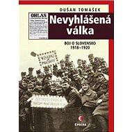 Nevyhlášená válka: Boje o Slovensko 1918-1920 - Kniha