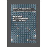 Praktikum k základom práva pre ekonómov - Kniha