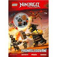 LEGO NINJAGO Pronásledování - Kniha