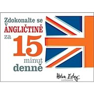 Zdokonalte se v angličtině za 15 minut denně - Kniha