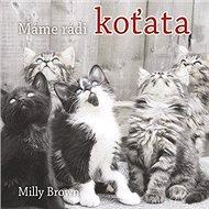 Máme rádi koťata - Kniha