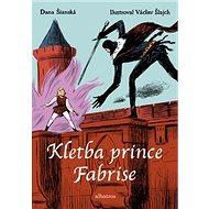 Kletba prince Fabrise - Kniha