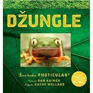 Džungle: Živá kniha PHOTICULAR - Kniha