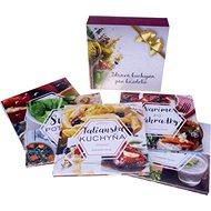 Zdravá kuchyňa pre každého: BOX 5 ks - Kniha