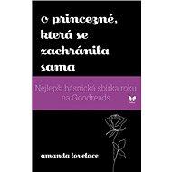 O princezně, která se zachránila sama - Kniha