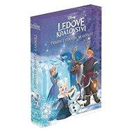 Ledové království BOX - Kniha
