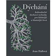 Dýchání: Jednoduché dechové techniky pro klidnější a šťastnější život - Kniha