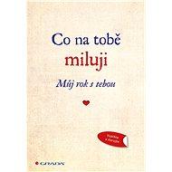 Co na tobě miluji: Můj rok s tebou - Kniha