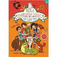 Škola magických zvierat: HOP ALEBO TROP - Kniha