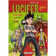 Lucifer junior: Pekelne dobrý tím - Kniha
