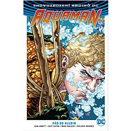Aquaman 1: Pád do hlubin - Kniha