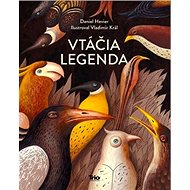 Vtáčia legenda - Kniha