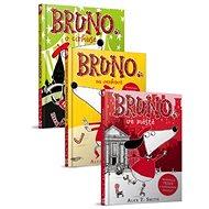 Bruno 3 díly v balíčku - Kniha