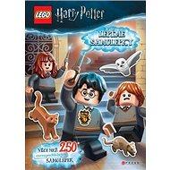 LEGO Harry Potter Lepíme samolepky: Více než 250 samolepek - Kniha