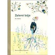 Zelené báje - Kniha