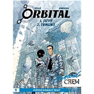 Modrá CREW 9 Orbital 1+2 - Kniha
