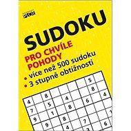 Sudoku pro chvíle pohody - Kniha