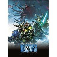 Světy a umění Blizzard Entertainment - Kniha
