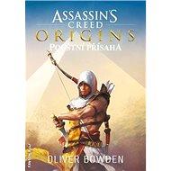 Assassin´s Creed Origins: Pouštní přísaha - Kniha