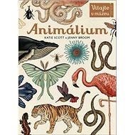 Animálium: Preskúmajte ríšu zvierat v celej jej nádhere! - Kniha