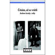 Čekám, až se vrátíš: Rodinné deníky z války - Kniha
