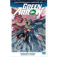 Green Arrow 3 Smaragdový psanec