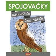 Spojovačky Lesní zvířata - Kniha
