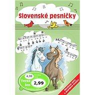 Slovenské pesničky - Kniha